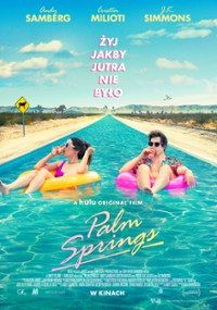 Palm Springs (2020) cały film online plakat